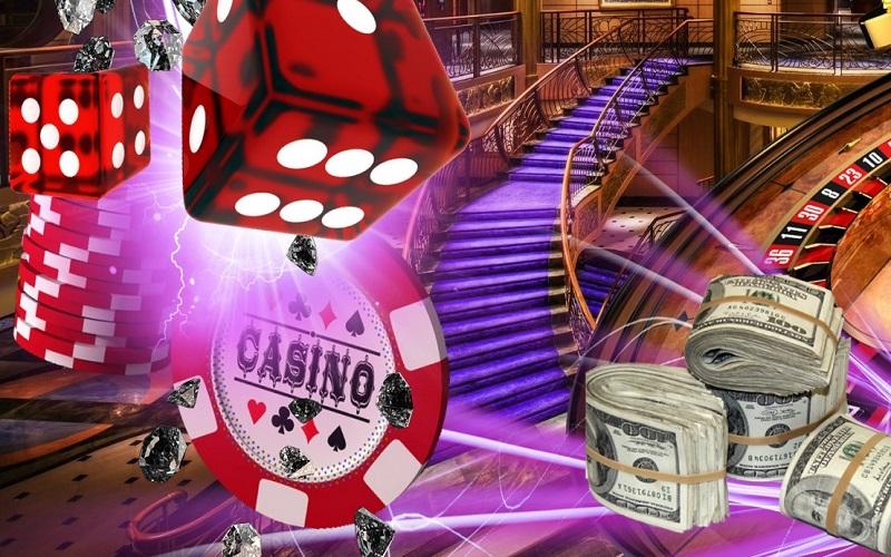 Заработок в казино без вложений