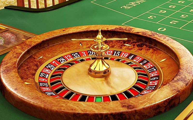 Игровое колесо Рулетки