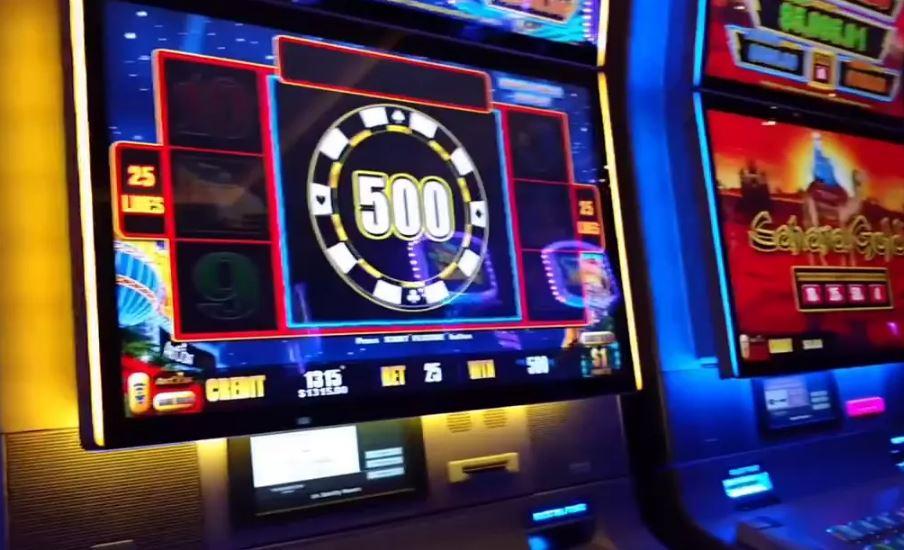Слоты казино Победа