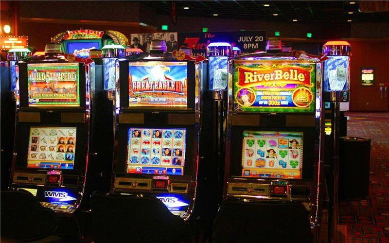 Игровые автоматы Party Casino